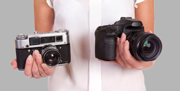 Digital Cameras from the Future - Is Analogue Still Winning?