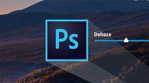 Adobe Dehaze Tool