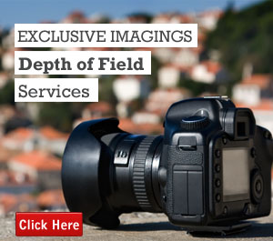 Depth of Field Ad Banner